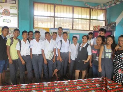 Colegio Villa El Salvador