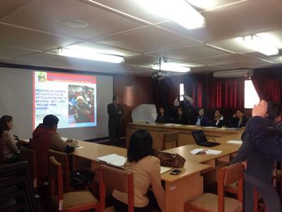 """Gerencia Regional de Desarrollo Social de Ancash organiza Reunión Técnica para la Elaboración del Plan Regional de Articulación por la Primera Infancia """"Incluir para Crecer"""""""