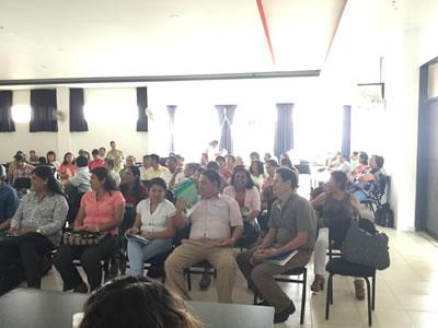 Dirección Regional de Educación de Piura realiza Taller de Fortalecimiento a Especialistas de la Región