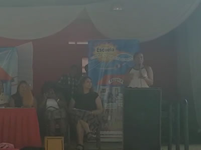 Lanzamiento de campaña desparasitación para el control de la anemia y desnutrición en todas las escuelas de Ucayali