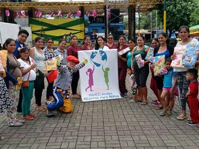 Promocionando el uso de las Casas Maternas en la región de Ucayali