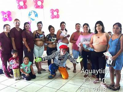 Prevenir la Mortalidad Materna Neonatal; Centro de Salud Aguaytía, Padre Abad