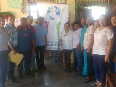 Fortaleciendo los Servicios de Salud Materna y Neonatal;  Distrito Callería, Coronel Portillo