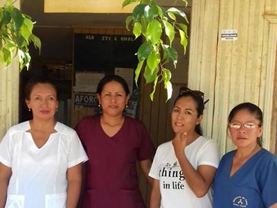 Fortaleciendo los Servicios de Salud Materna y Neonatal; Distrito de Yarinacocha, Coronel Portillo
