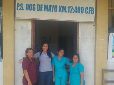 """Fortaleciendo los Servicios de Salud Materna y Neonatal; Establecimiento """"2 de Mayo km 12"""", Distrito Callería, Coronel Portillo"""