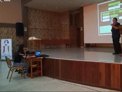Taller de Emergencias Médicas Extrahospitalarias en Ucayali