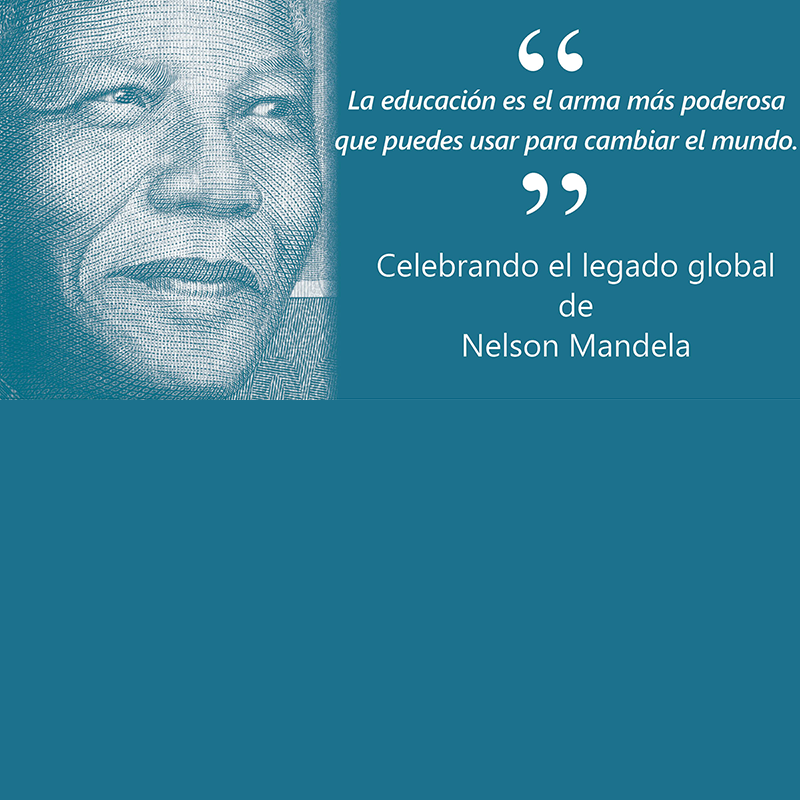 Nelson Mandela 18 de julio de 2020